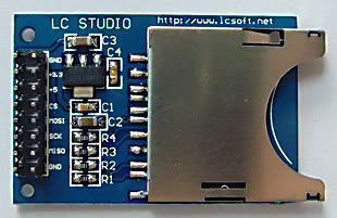SD Card Reader - LC Studio